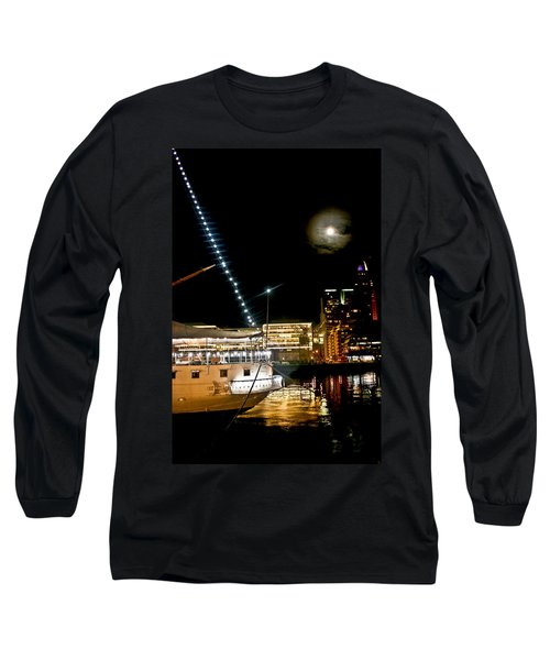 Long Sleeve T-Shirt featuring the photograph Fragata  by Silvia Bruno