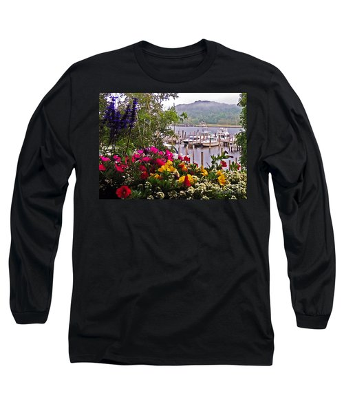 Fragrant Marina Long Sleeve T-Shirt