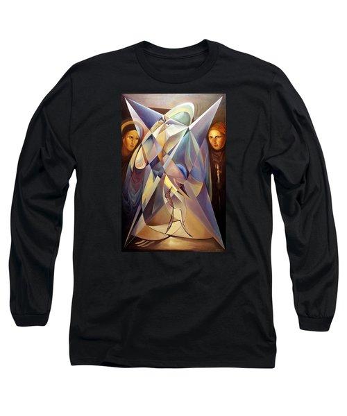 Frames Mover Or Light Fighter Long Sleeve T-Shirt