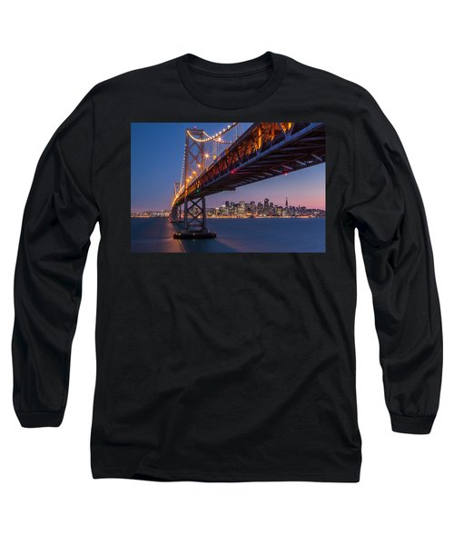 Framing San Francisco Long Sleeve T-Shirt