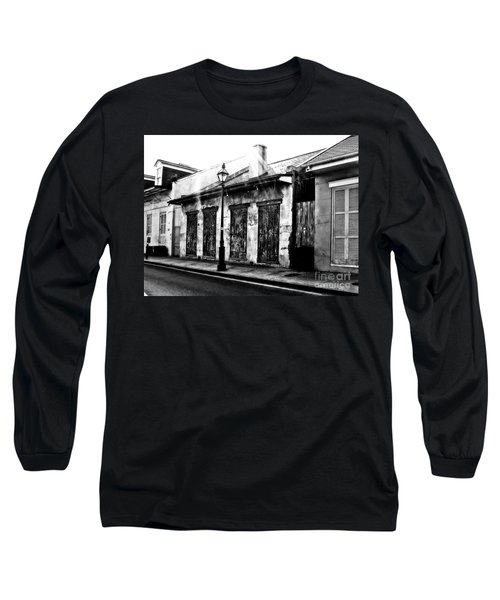 French Quarter Study 1 Long Sleeve T-Shirt