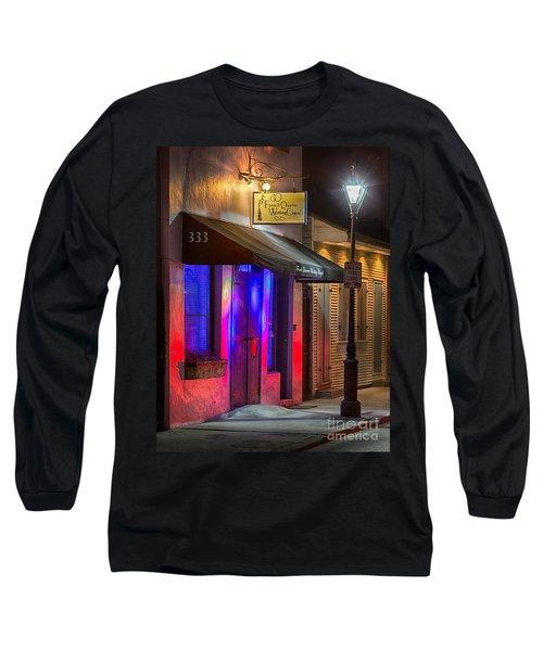 French Quarter Wedding Chapel Long Sleeve T-Shirt