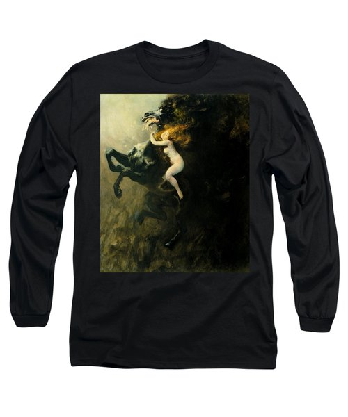 Frenzy Long Sleeve T-Shirt