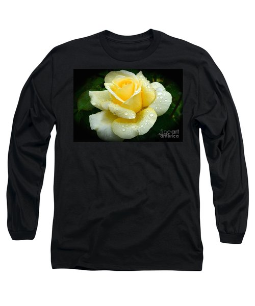 Fresh Sunshine Daydream Rose Long Sleeve T-Shirt