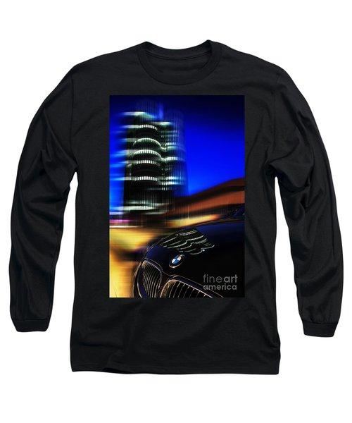 Freude Am Fahren Long Sleeve T-Shirt by Hannes Cmarits