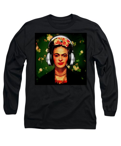 Frida Jams Long Sleeve T-Shirt