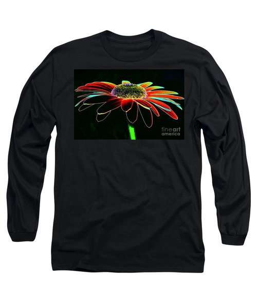 Friday Night Daisy Long Sleeve T-Shirt