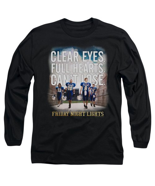 Friday Night Lights - Motivated Long Sleeve T-Shirt