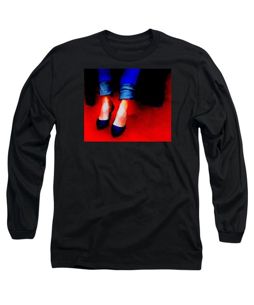 Long Sleeve T-Shirt featuring the photograph Friday Wear by Lisa Kaiser