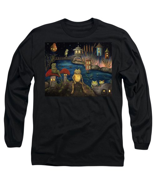 Frogland Long Sleeve T-Shirt