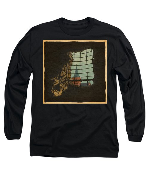 From A Castle Long Sleeve T-Shirt