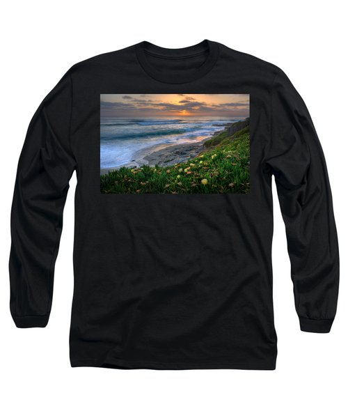 From Above Long Sleeve T-Shirt by Peter Tellone