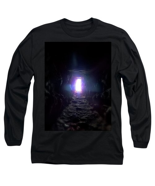 From Dark To Bright Long Sleeve T-Shirt