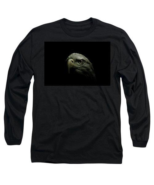 From The Shadows Long Sleeve T-Shirt by Shane Holsclaw