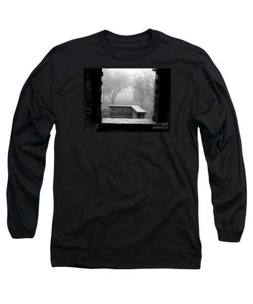 From The Window Long Sleeve T-Shirt by Susan  Dimitrakopoulos