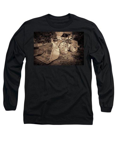 Front Loader-1 Long Sleeve T-Shirt