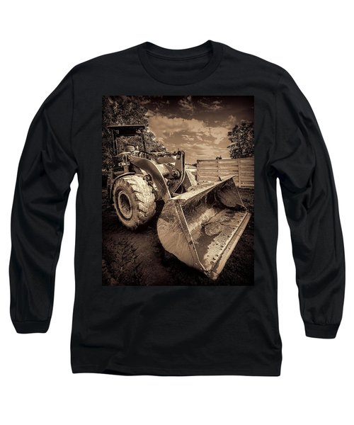 Front Loader-3 Long Sleeve T-Shirt