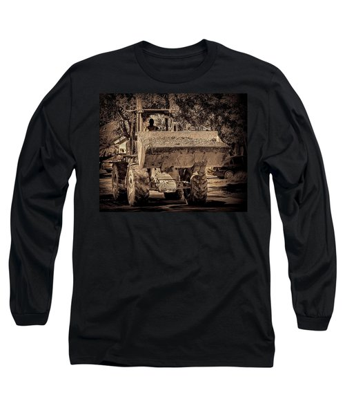 Front Loader-5 Long Sleeve T-Shirt