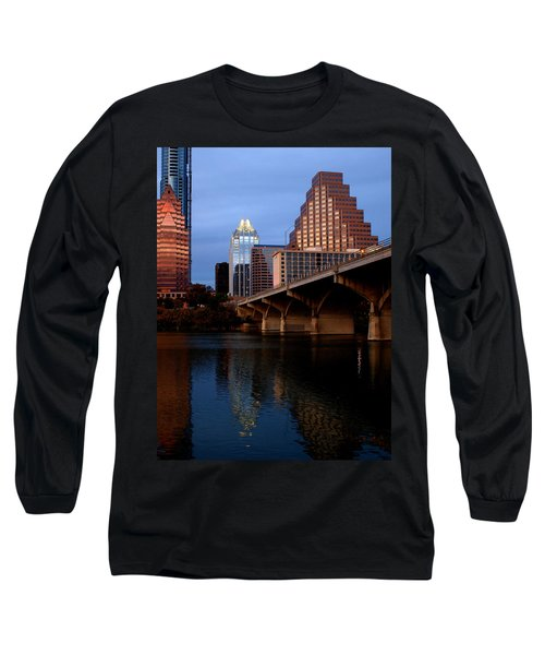 Frost Across The River Long Sleeve T-Shirt