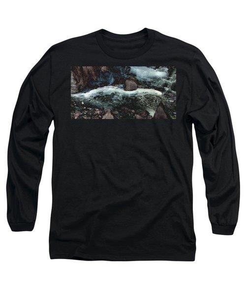Frozen Cave Long Sleeve T-Shirt
