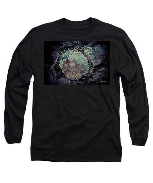 Frozen Long Sleeve T-Shirt by Charlie Duncan