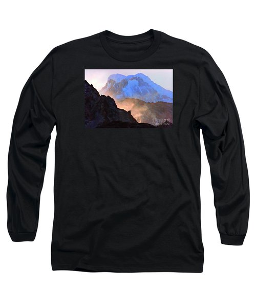 Frozen - Torres Del Paine National Park Long Sleeve T-Shirt