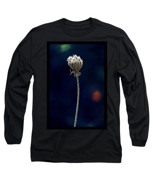 Long Sleeve T-Shirt featuring the photograph Frozen Warmth by Melanie Lankford Photography