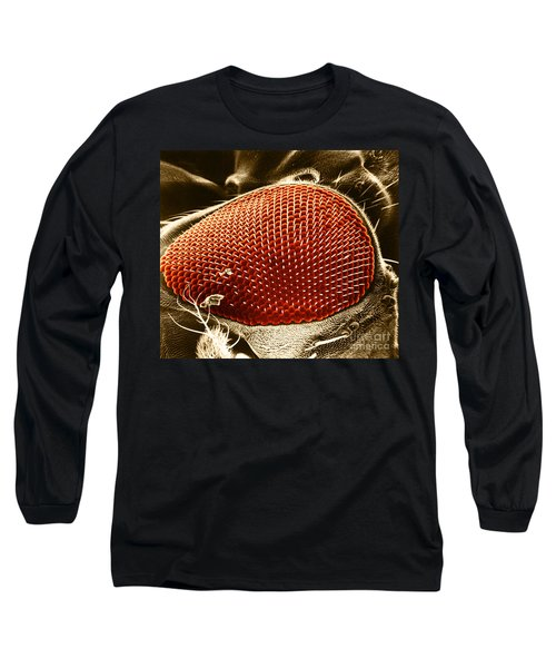 Fruit Fly Eye Sem Long Sleeve T-Shirt