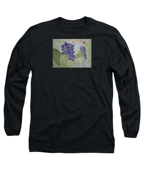 Fruits Of The Wine Long Sleeve T-Shirt