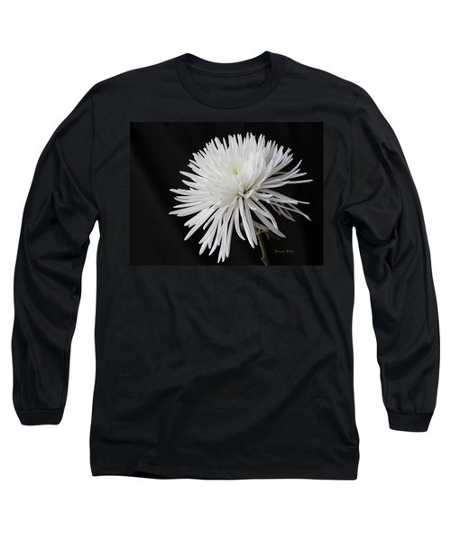 Fuji Mum Long Sleeve T-Shirt by Bonnie Willis