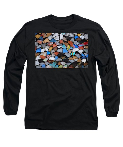 Full Cord Long Sleeve T-Shirt