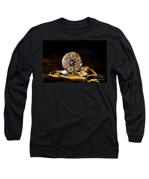 Long Sleeve T-Shirt featuring the photograph Fully Loaded by Deniece Platt