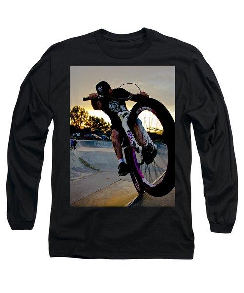 Fumanchue Long Sleeve T-Shirt by Joel Loftus