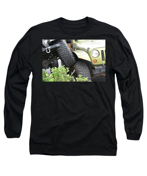 Funny Place To Park Long Sleeve T-Shirt