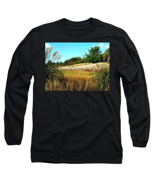 Furry Hill Long Sleeve T-Shirt