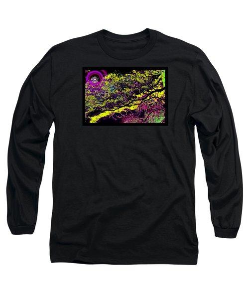 Galactic Luminescence Long Sleeve T-Shirt