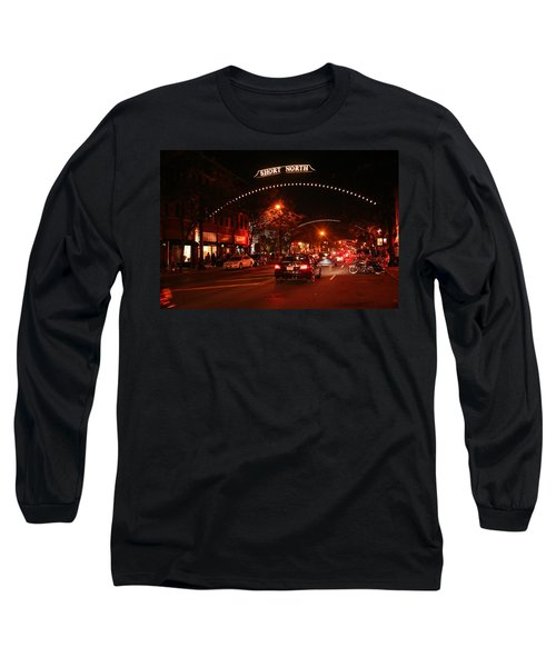 Gallery Hop In The Short North Long Sleeve T-Shirt