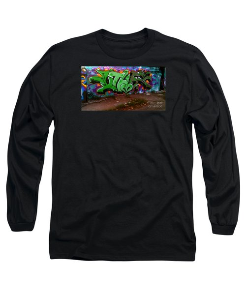 Garage Art Long Sleeve T-Shirt