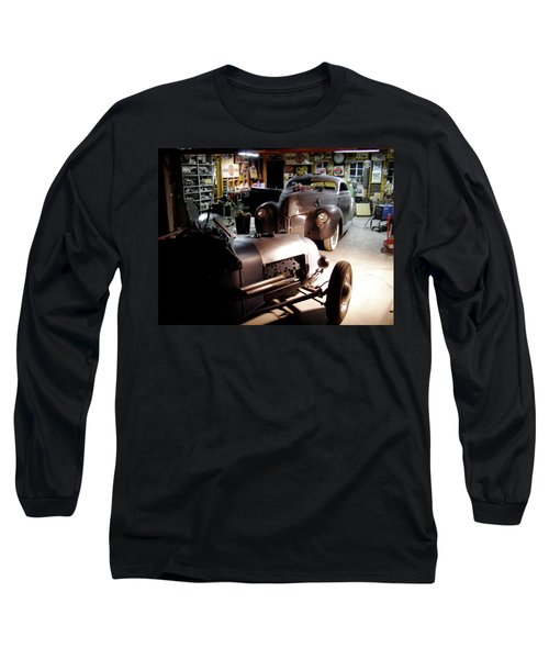 Garage Tour Long Sleeve T-Shirt