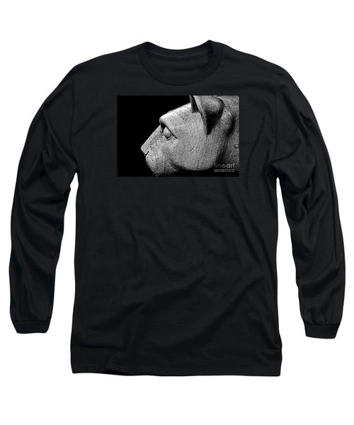 Garatti's Lion Long Sleeve T-Shirt by Tom Gari Gallery-Three-Photography