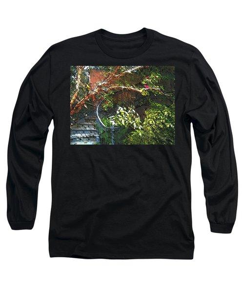 Garden Climb  Long Sleeve T-Shirt
