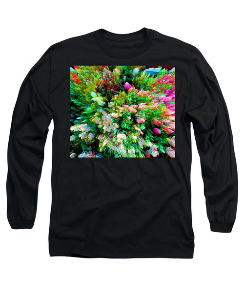 Garden Explosion Long Sleeve T-Shirt