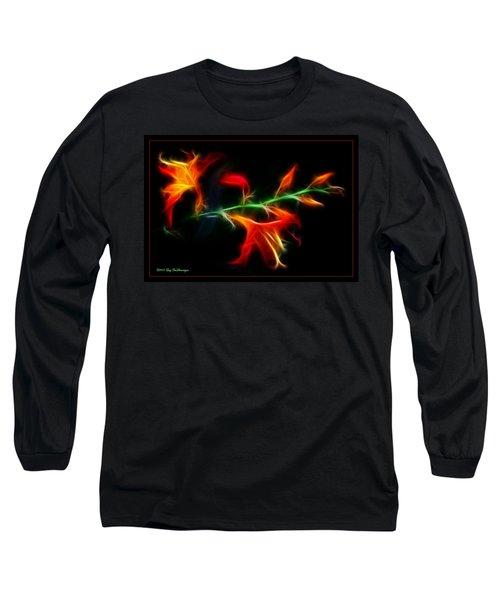 Garden Firecracker Long Sleeve T-Shirt