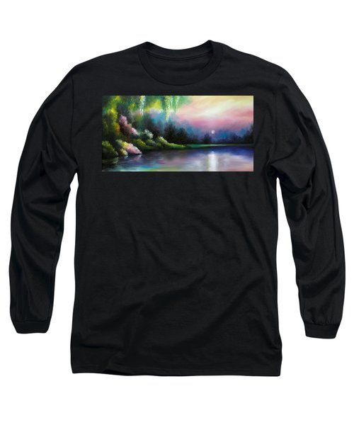 Garden Of Eden I Long Sleeve T-Shirt