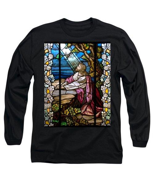Garden Of Gethsemane Long Sleeve T-Shirt
