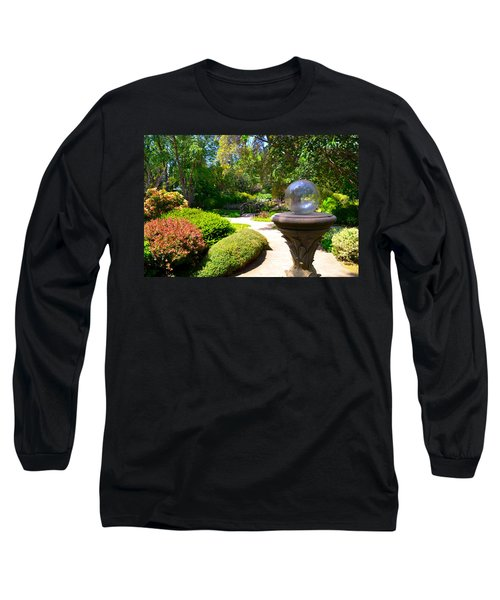 Garden Of Wishes Long Sleeve T-Shirt