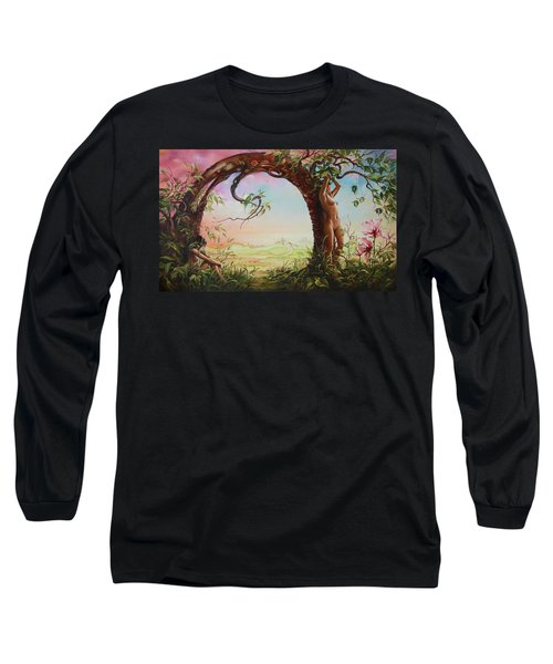 Gate Of Illusion Long Sleeve T-Shirt