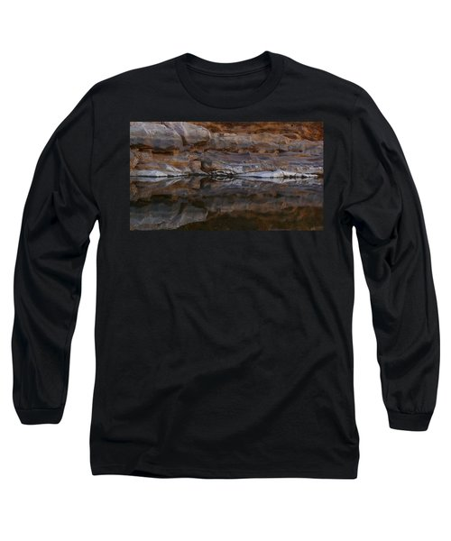 Long Sleeve T-Shirt featuring the photograph Gateway by Evelyn Tambour