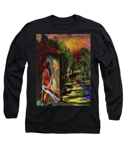 Gauguin's Polynesia  Long Sleeve T-Shirt