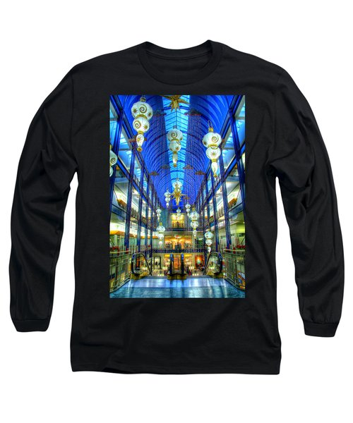 Gaviidae Common Architecture Long Sleeve T-Shirt
